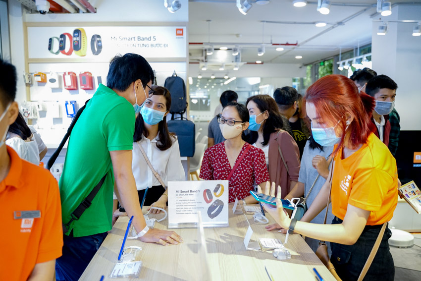 Xiaomi khai trương Trung tâm Bảo hành đầu tiên tại Việt Nam - 4