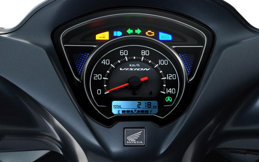 Honda Vision thế hệ mới ra mắt tại Việt Nam, giá từ 30 triệu đồng - 12