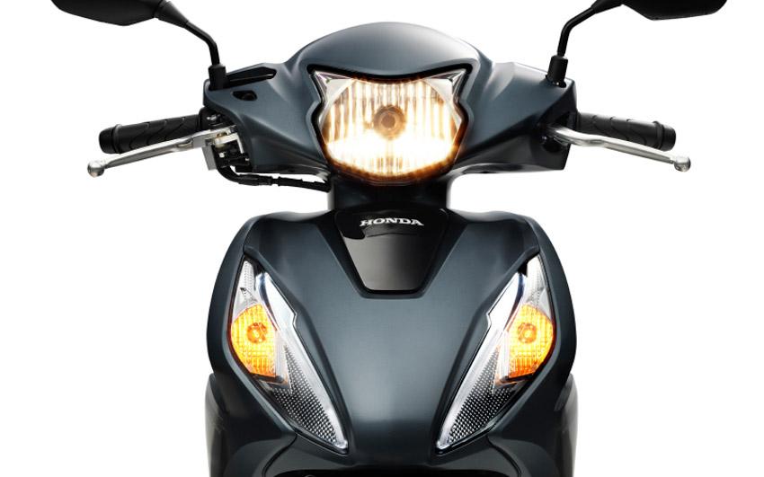 Honda Vision thế hệ mới ra mắt tại Việt Nam, giá từ 30 triệu đồng - 13