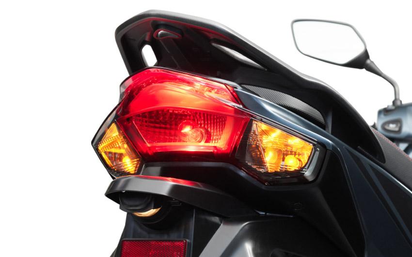 Honda Vision thế hệ mới ra mắt tại Việt Nam, giá từ 30 triệu đồng - 5