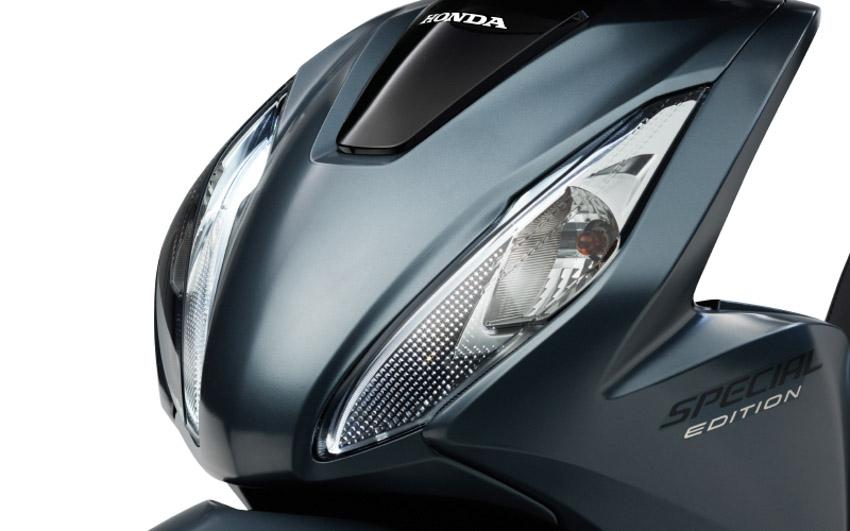 Honda Vision thế hệ mới ra mắt tại Việt Nam, giá từ 30 triệu đồng _ 7