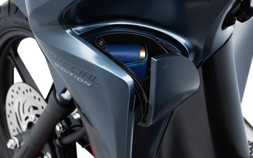 Honda Vision thế hệ mới ra mắt tại Việt Nam, giá từ 30 triệu đồng - 8