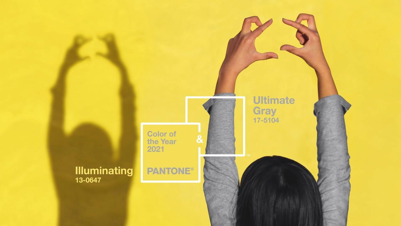 Pantone công bố màu sắc của năm 2021 - 6