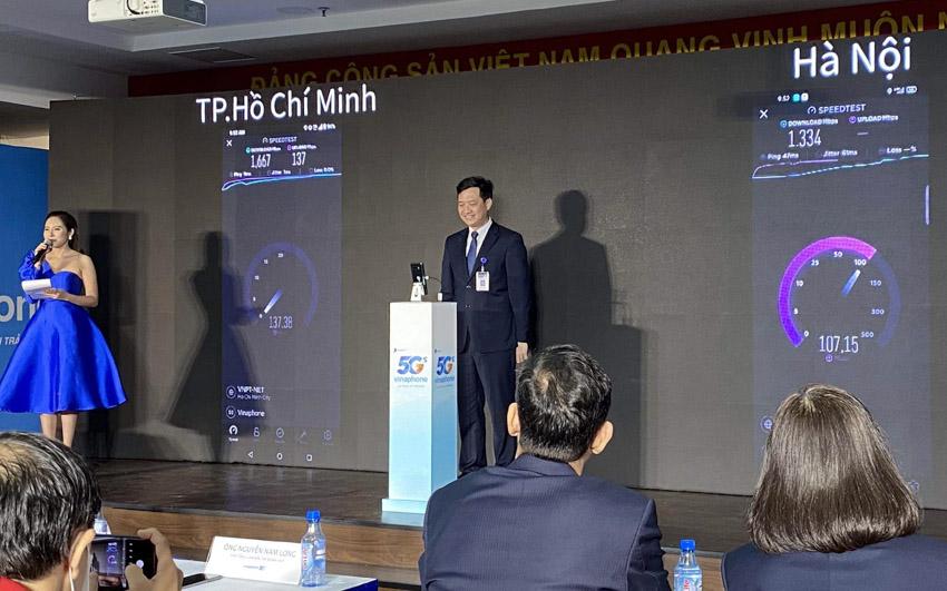 VNPT chính thức công bố vùng phủ sóng VinaPhone 5G tại Hà Nội và TP.HCM - 1