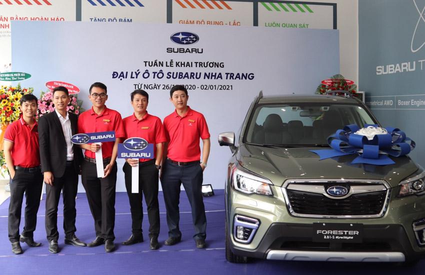Motor Image Việt Nam khai trương đại lý Subaru 4S tại thành phố Nha Trang - 16
