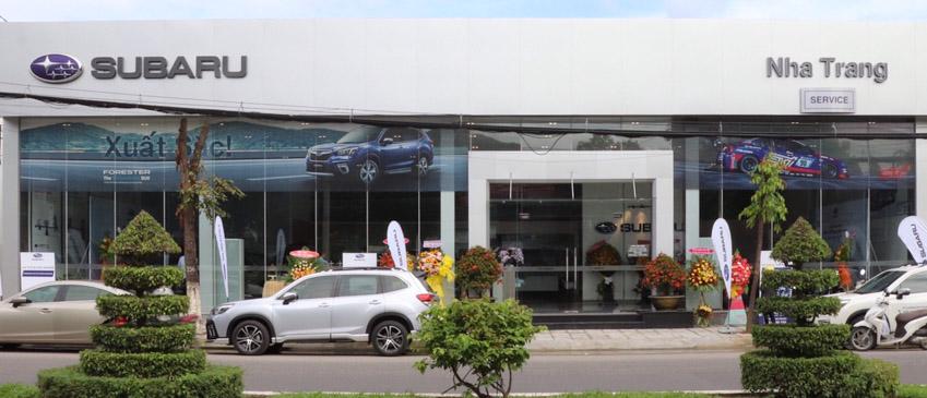 Motor Image Việt Nam khai trương đại lý Subaru 4S tại thành phố Nha Trang - 5