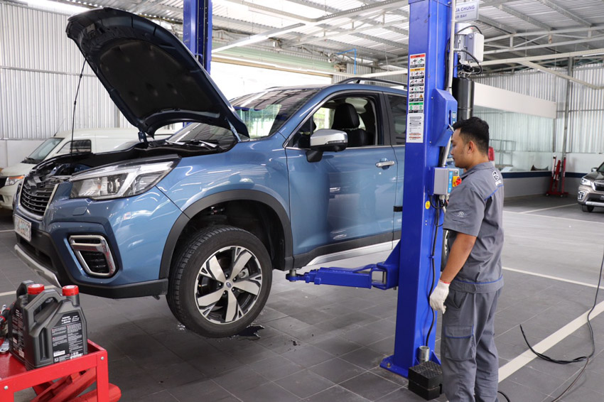 Motor Image Việt Nam khai trương đại lý Subaru 4S tại thành phố Nha Trang - 6