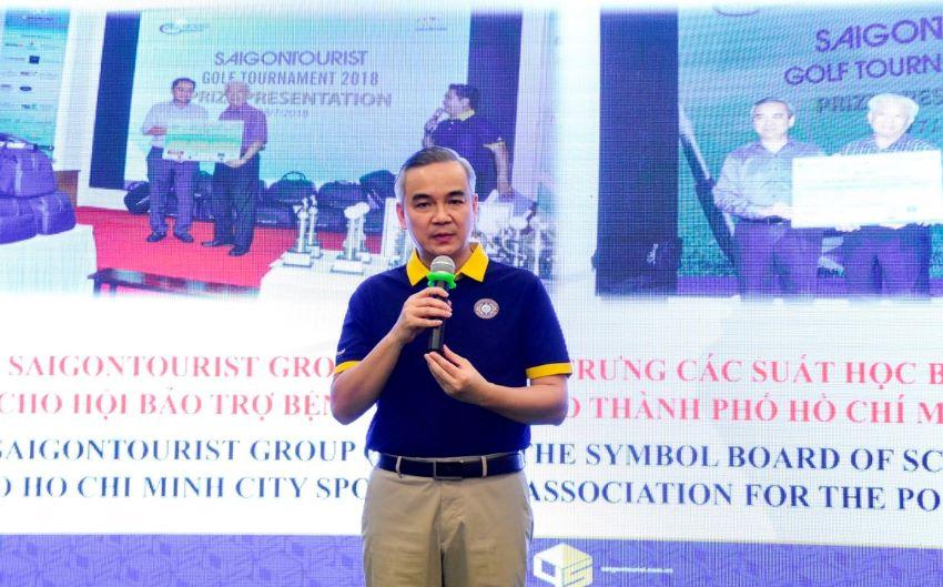 giải Golf Saigontourist 2020