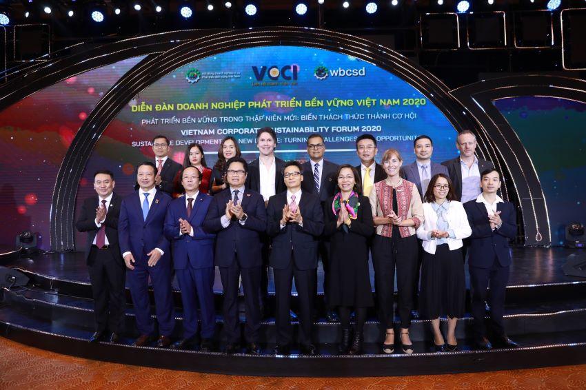 doanh nghiệp bền vững 2020