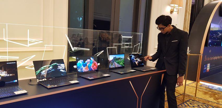 Asus màn hình OLED