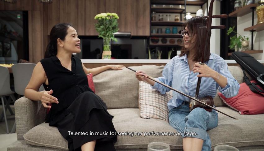 Hoàng Yến Chibi ra mắt phim tài liệu 'Cánh chim rực rỡ' kỷ niệm 10 năm hoat đông nghệ thuật 02