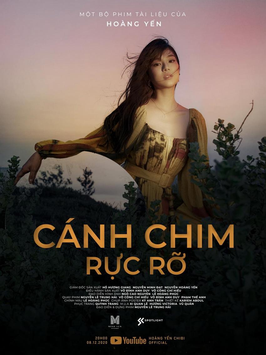 Hoàng Yến Chibi ra mắt phim tài liệu 'Cánh chim rực rỡ' kỷ niệm 10 năm hoat đông nghệ thuật 03