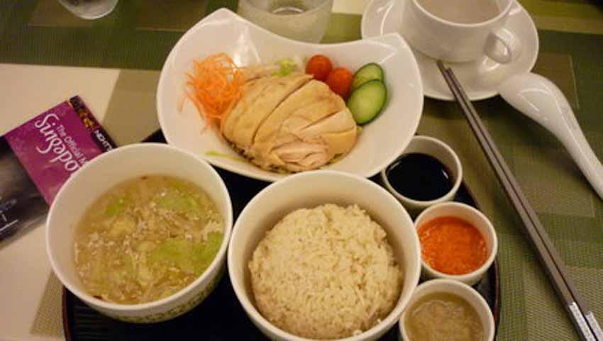 Cơm gà - Món ăn trắng của Á châu - 1