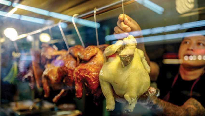 Cơm gà - Món ăn trắng của Á châu - 2