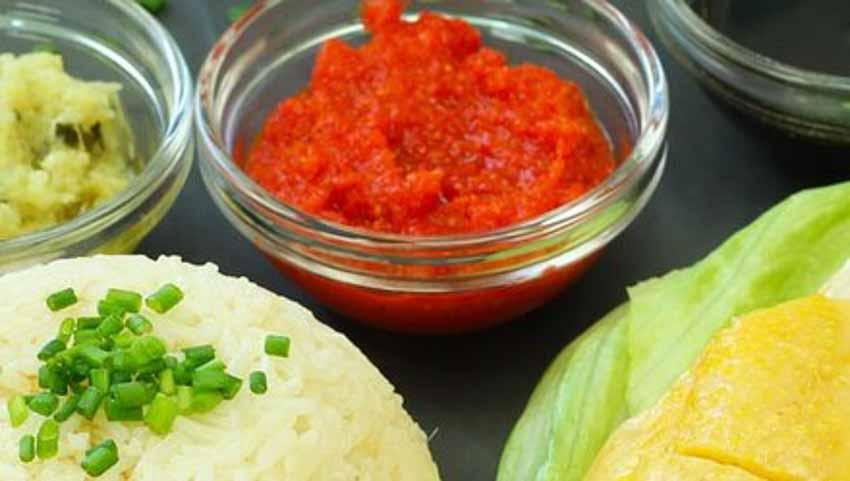 Cơm gà - Món ăn trắng của Á châu - 4