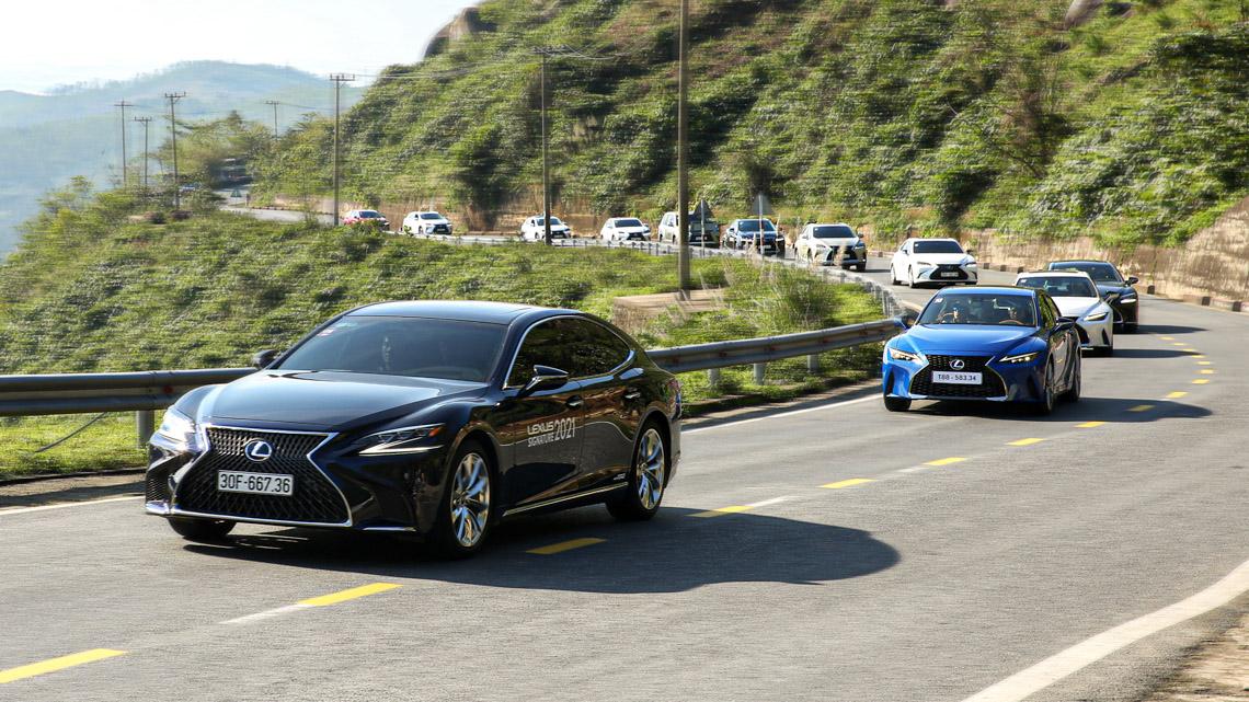 Lexus Signature 2021 - Trải nghiệm phong cách sống hạng sang cùng Lexus-11