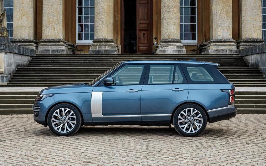 Ưu đãi 10% khi sở hữu Range Rover Vogue và Discovery Sport nhân dịp Tết Tân Sửu - 1