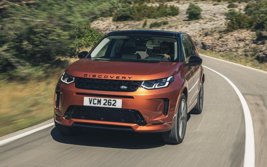 Ưu đãi 10% khi sở hữu Range Rover Vogue và Discovery Sport nhân dịp Tết Tân Sửu - 3
