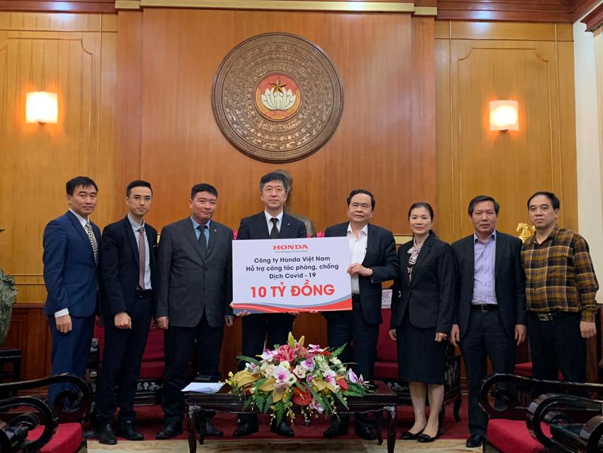 Honda Việt Nam công bố Kết quả hoạt động kinh doanh tháng 12/2020 và cả năm 2020 - 1
