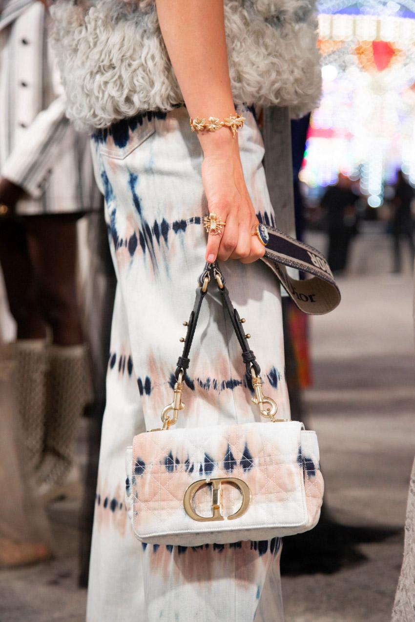 Chiếc túi Dior Caro: Sự kết hợp giữa tính sáng tạo cùng kỹ thuật điêu luyện-2