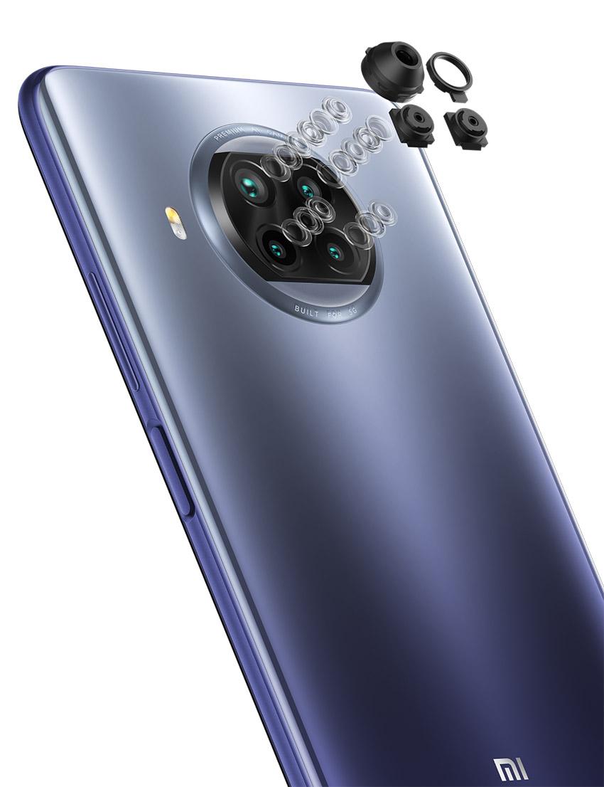 Xiaomi ra mắt Mi 10T Lite tại Việt Nam, khả năng kết nối 5G - 3