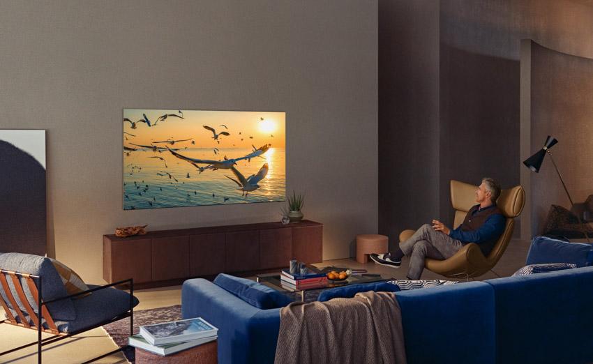 Samsung Electronics ra mắt các dòng sản phẩm Neo QLED, MICRO LED và Lifestyle TV 2021 - 2