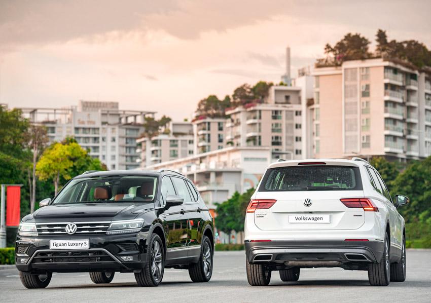 Volkswagen Việt Nam ra mắt Tiguan bản nâng cấp, giá từ 1,699 tỷ đồng - 16