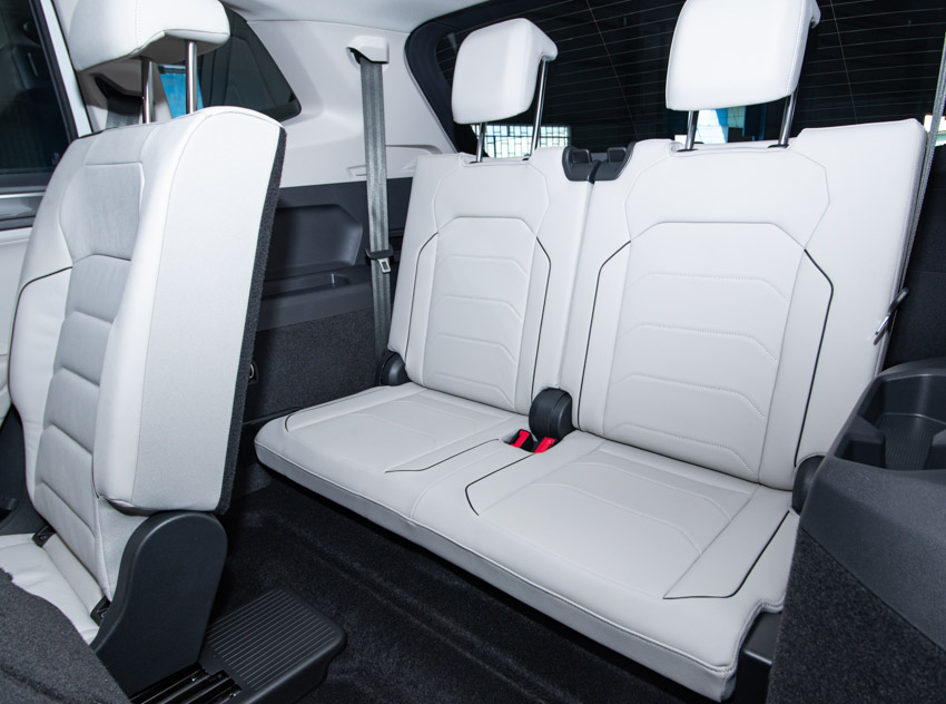 Volkswagen Việt Nam ra mắt Tiguan bản nâng cấp, giá từ 1,699 tỷ đồng - 2