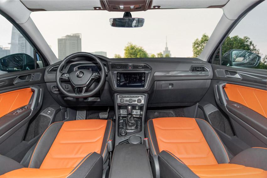 Volkswagen Việt Nam ra mắt Tiguan bản nâng cấp, giá từ 1,699 tỷ đồng - 21