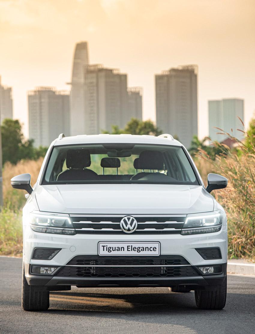 Volkswagen Việt Nam ra mắt Tiguan bản nâng cấp, giá từ 1,699 tỷ đồng - 22