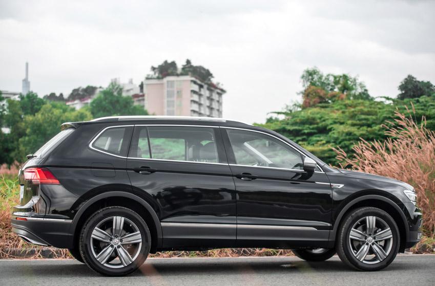 Volkswagen Việt Nam ra mắt Tiguan bản nâng cấp, giá từ 1,699 tỷ đồng - 28