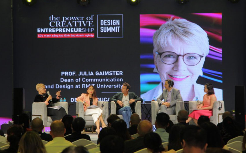 Design Summit 2021: Xây dựng niềm tự hào phát triển thương hiệu quốc gia - 2