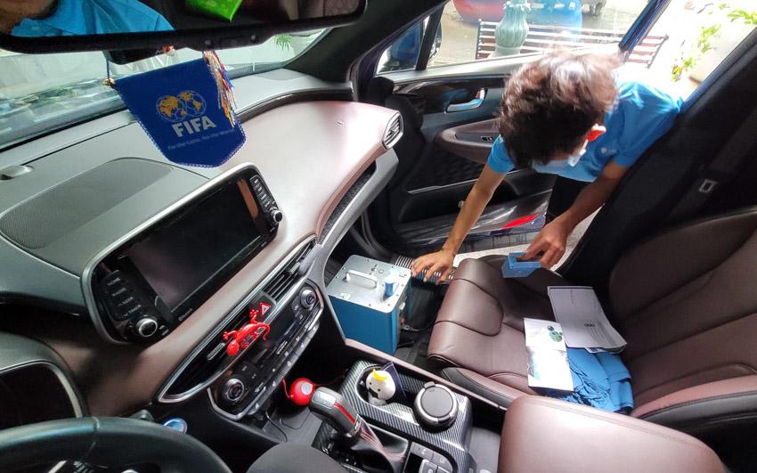 Car Service Unitour - Chương trình Trải nghiệm dịch vụ ô tô tại các trường đại học-13