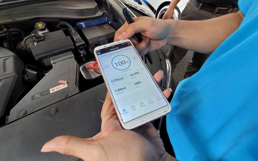 Car Service Unitour - Chương trình Trải nghiệm dịch vụ ô tô tại các trường đại học-16