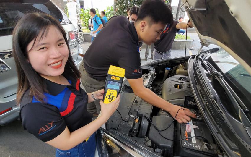 Car Service Unitour - Chương trình Trải nghiệm dịch vụ ô tô tại các trường đại học-18