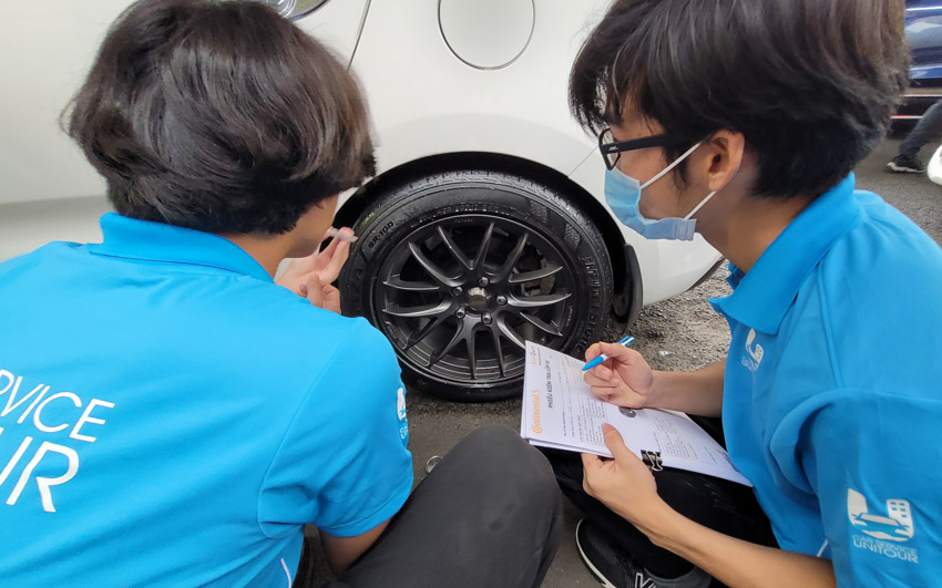 Car Service Unitour - Chương trình Trải nghiệm dịch vụ ô tô tại các trường đại học-20