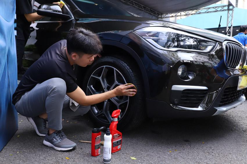 Car Service Unitour - Chương trình Trải nghiệm dịch vụ ô tô tại các trường đại học-4