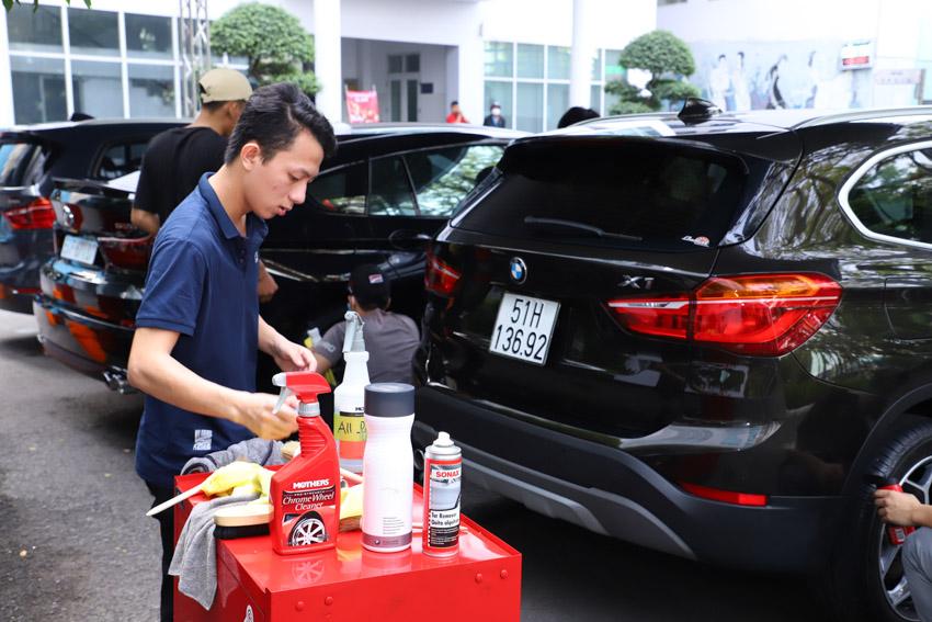 Car Service Unitour - Chương trình Trải nghiệm dịch vụ ô tô tại các trường đại học-9