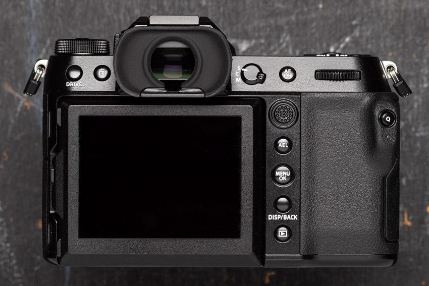 Fujifilm ra mắt máy ảnh Medium Format GFX 100S - 2