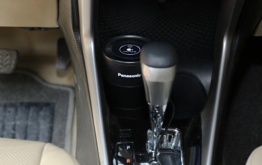 Panasonic cung cấp giải pháp không khí sạch nanoe™ X cho 2.000 xe GrabCar tại Việt Nam - 2