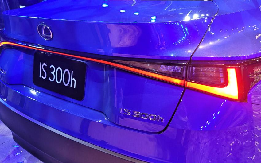 Lexus Việt Nam chính thức giới thiệu IS hoàn toàn mới - 22