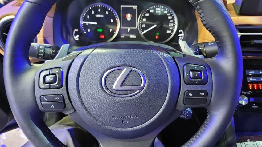 Lexus Việt Nam chính thức giới thiệu IS hoàn toàn mới - 32