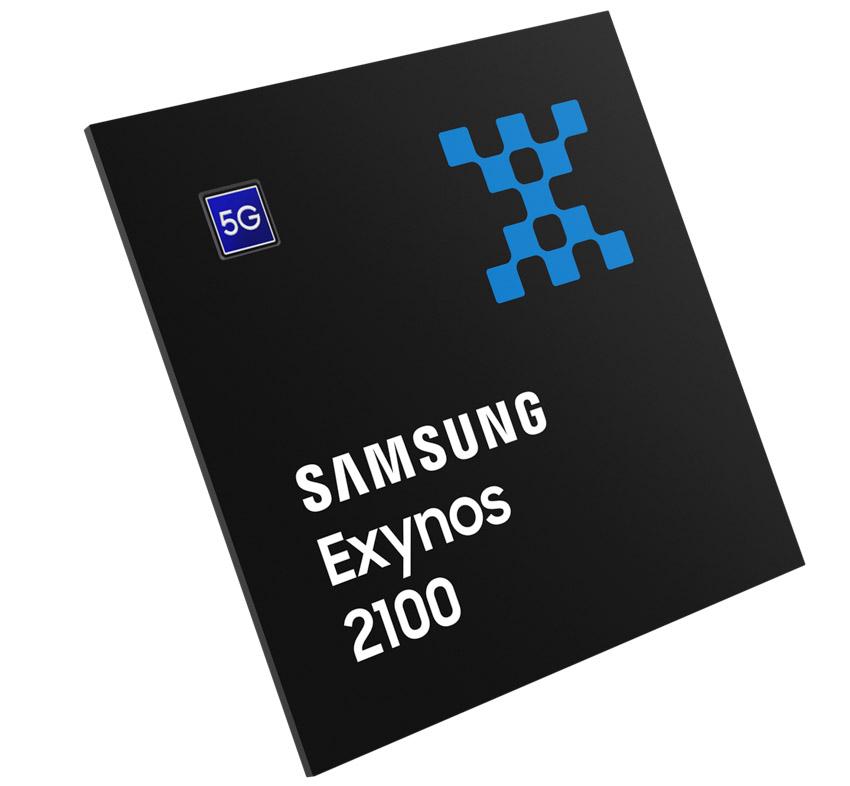 Samsung nâng chuẩn mới cho các dòng điện thoại Flagship với bộ xử lý Exynos 2100 - 2