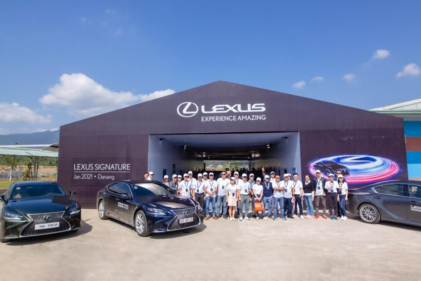Lexus Signature 2021 - Trải nghiệm phong cách sống hạng sang cùng Lexus-74