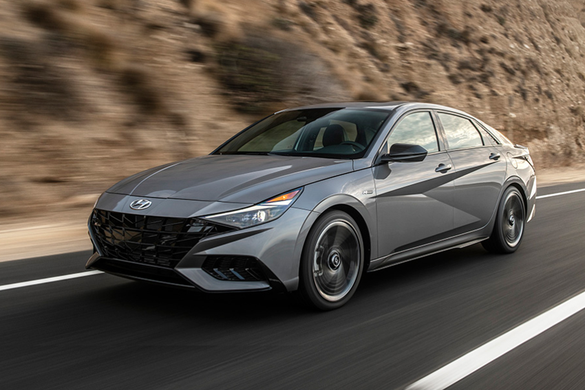 ord và Hyundai giành nhiều giải thưởng Xe của Năm tại Bắc Mỹ-6