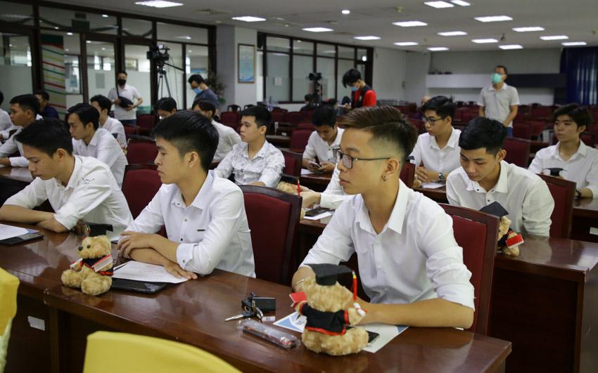 """Lễ tốt nghiệp khóa 2 và khai giảng khóa 3 Chương trình """"Học bổng dạy nghề Toyota"""" - 2"""