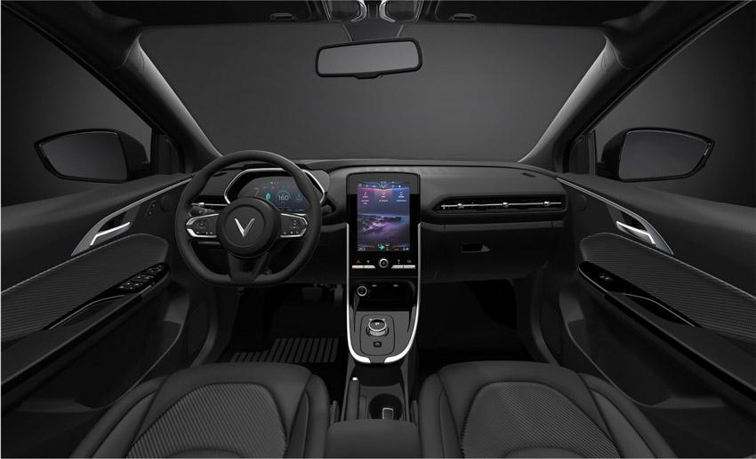 Vinfast ra mắt 3 dòng ô tô điện tự lái - khẳng định tầm nhìn trở thành hãng xe điện thông minh toàn cầu - 2