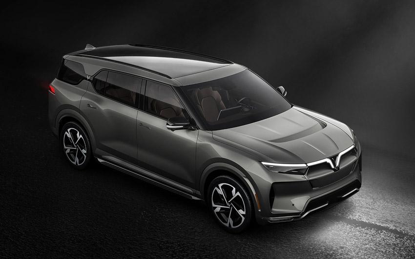 Vinfast ra mắt 3 dòng ô tô điện tự lái - khẳng định tầm nhìn trở thành hãng xe điện thông minh toàn cầu - 8