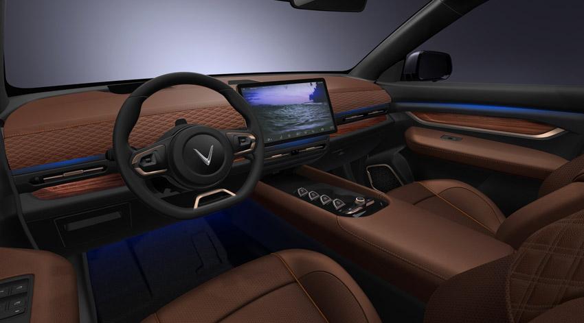 Vinfast ra mắt 3 dòng ô tô điện tự lái - khẳng định tầm nhìn trở thành hãng xe điện thông minh toàn cầu - 9