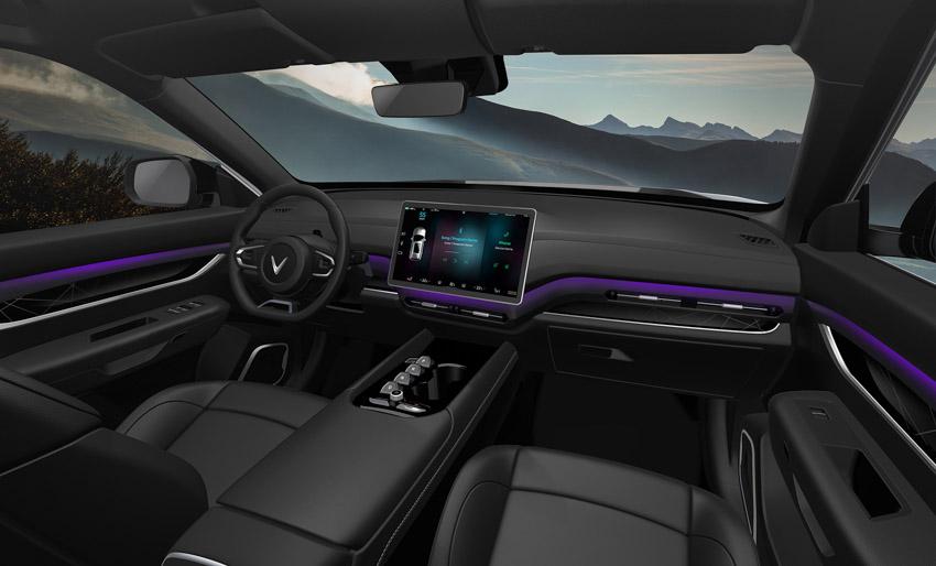 Vinfast ra mắt 3 dòng ô tô điện tự lái - khẳng định tầm nhìn trở thành hãng xe điện thông minh toàn cầu - 10
